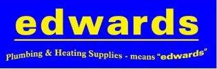 Edwards Plumbing and heating supplies